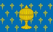 Bandeirareinogaliza svg