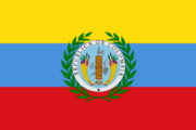 Flag of the Gran Colombia svg