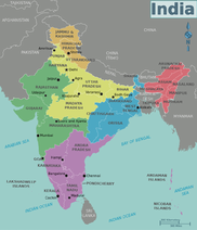 Map-India 679 75