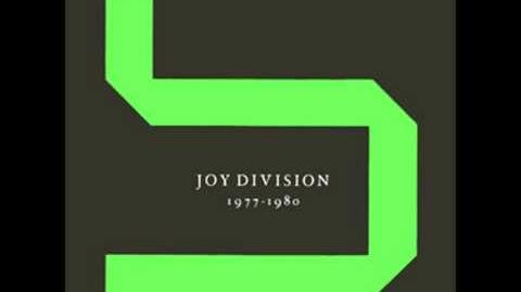 Joy Division - Glass