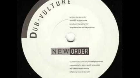 New Order Dub Vulture 1985