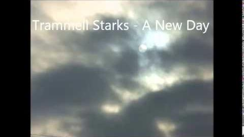 Trammell Starks - A New Day-0