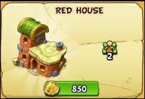 Red house new