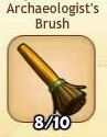 Archaeologist's Brush