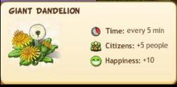 GiantDandelionReward