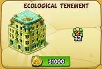 Ecological new