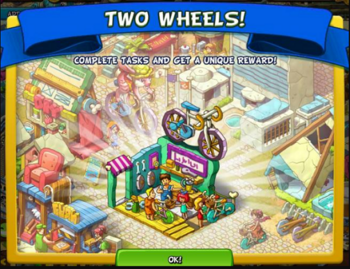 Two Wheels: Green Patch 2 Expansion