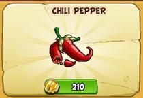 Chili pepper new