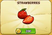 Strawberries new