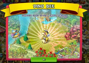 Extra: Dino Bee