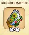 DictationMachine