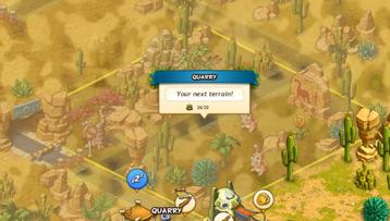 Pop 00020 - Quarry Area Map