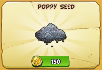 Poppy seed new