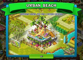 Urban Beach: Plateau 2 Expansion