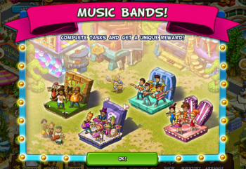 Music Bands
