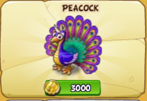 Peacock new