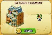 Stylish tenement new