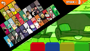 Smash Bros Lawl What If Roster