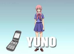 Character intro Yuno