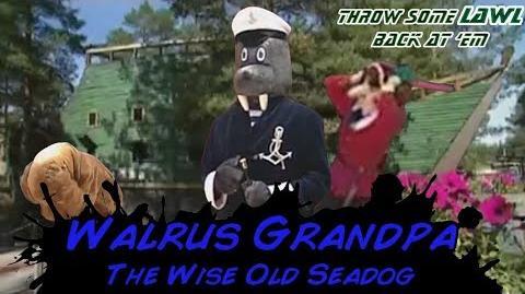 Throw Some Lawl Back At 'Em - Walrus Grandpa Mursuvaari Moveset