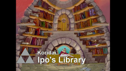 Ipo's Library