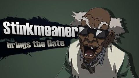 Smash bros Lawl X Character Moveset - Stinkmeaner