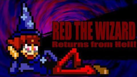 Super Smash Bros. Lawl Nova Moveset Reddy the Wizard (Red Leo Media)
