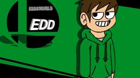Smash Bros Lawl Beatdown Character Moveset- Edd-0