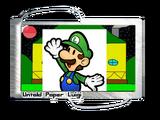 Untold Paper Luigi