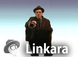 Linkara Character Stand