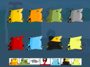 The Cheat Palettes