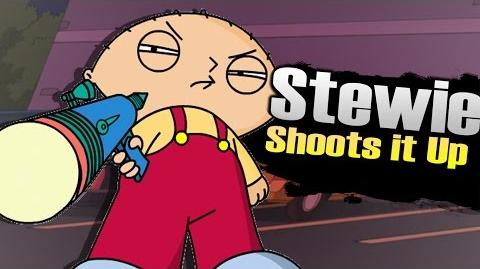 Smash bros Lawl X Character Moveset - Stewie-1