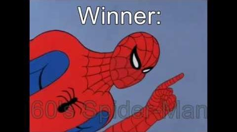 Super Smash Bros. Lawl Nova Moveset 60's Spider-Man