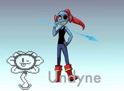 New Undyne