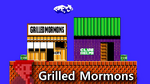 Grilled Mormons