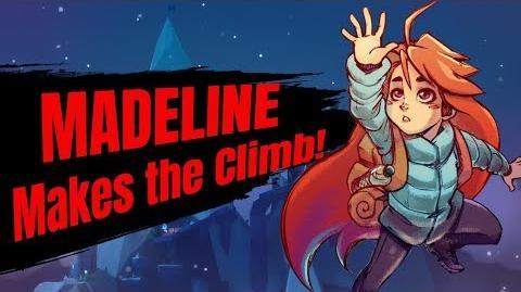 Super Smash Bros. Lawl Encore Moveset- Madeline (Celeste)