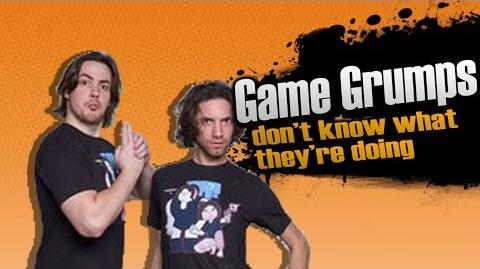 Smash bros Lawl X Character moveset - Game Grumps-1