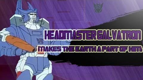 Smash Bros. Lawl Zero Character Moveset - Headmaster Galvatron (Transformers- The Headmasters)