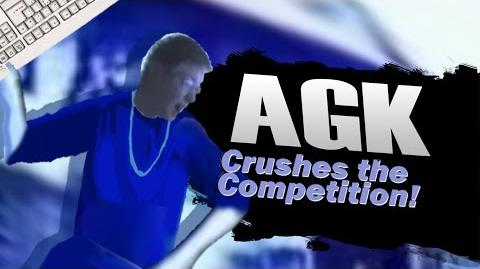 Smash bros Lawl X Character Moveset - AGK