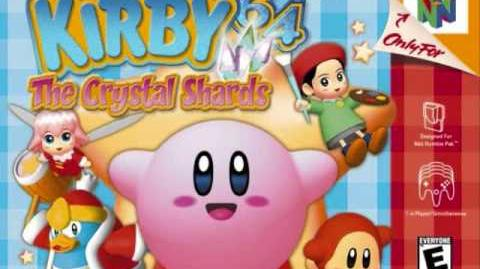 Kirby 64 The Crystal Shards Music Shiver Star