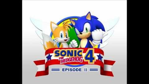 Sonic 4 Episode 2 - White Park Act 2 (Music)