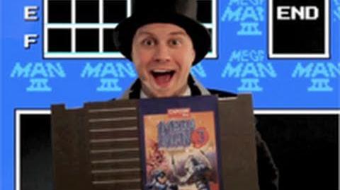 "Mega Man 3 ""Game Over"" WITH LYRICS"