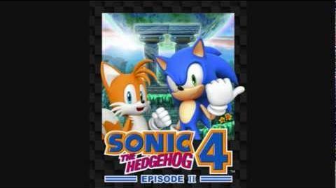 "Sonic 4 Episode 2 ""Sylvania Castle Zone - Act 1"" Music"