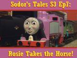 Rosie Takes the Horse!
