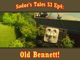 Old Bennett!