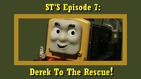 Sodor's Tales Ep7 Derek To The Rescue!