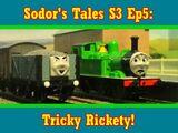 Tricky Rickety!