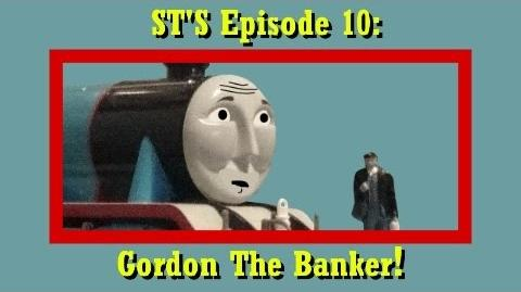 Sodor's Tales Ep10 Gordon The Banker!