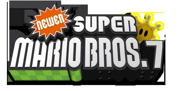 New Super Mario Bros 7 New Super Mario Bros Wii Modding Wiki