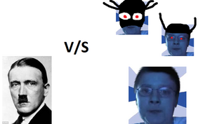 H VS L